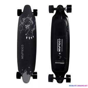 skateboard electrique cool & fun