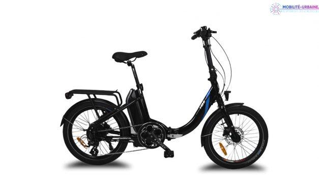 Test du vélo à assistance électrique pliant Mini de chez Urbanbiker