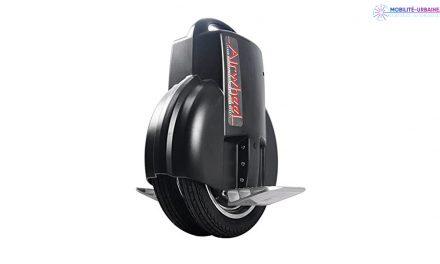 Test de la gyroroue Airwheel Q3