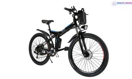 Test du vélo à assistance électrique Oppikle 26″