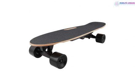 Test du Skate électrique Profun