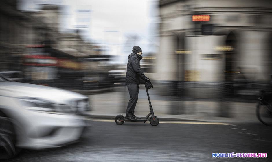 1000 km en moins de 24 h et sans recharger sa trottinette électrique : Le défi fou de Philippe