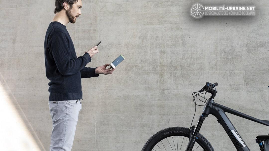 Les meilleurs traceurs GPS pour vélo électrique et EPDM