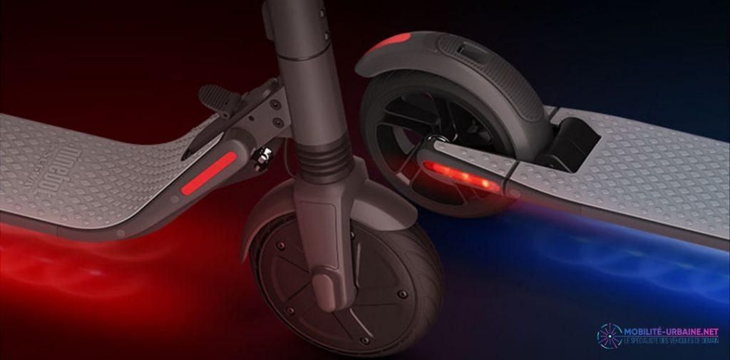 trottinette électrique ninebot-segway ES4