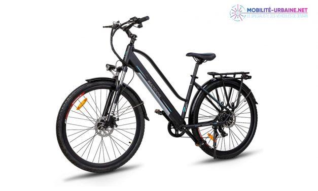 Test du Vélo à Assistance électrique MacWheel Cruiser 500 28»